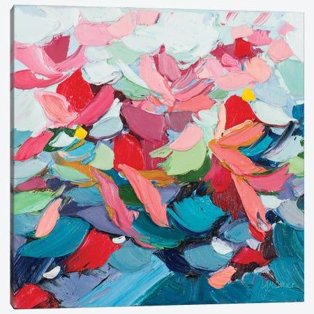 Pastel Internodes Canvas Print #CLK71} by Ann Marie Coolick Canvas Art Print