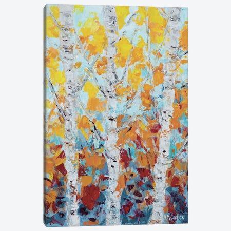 Aspen October II Canvas Print #CLK7} by Ann Marie Coolick Canvas Art Print