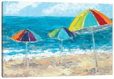At the Shore II Canvas Art Print
