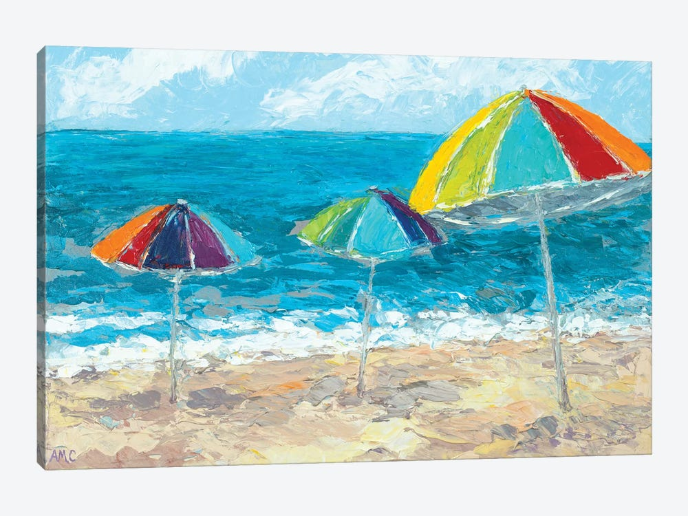 At the Shore II by Ann Marie Coolick 1-piece Canvas Print