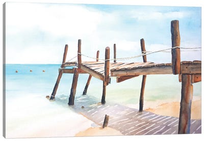 Relaxation Canvas Art Print