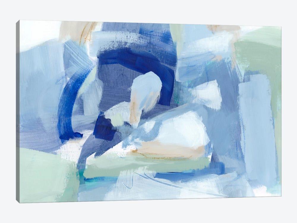 Blue Formation I by Christina Long 1-piece Art Print