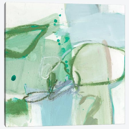Olive I Canvas Print #CLO12} by Christina Long Art Print