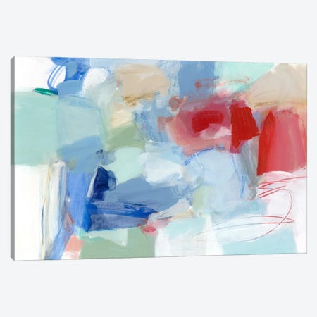Roundabout II Canvas Print #CLO15} by Christina Long Canvas Artwork