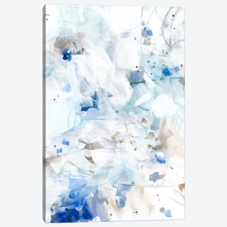 Silent Hour I Canvas Print #CLO16} by Christina Long Canvas Artwork
