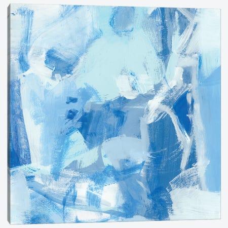 Blue Light I Canvas Print #CLO18} by Christina Long Art Print