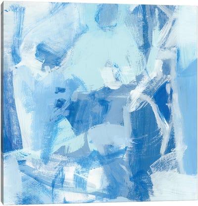Blue Light I Canvas Art Print