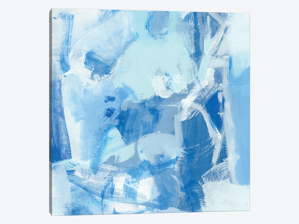 Blue Light I by Christina Long 1-piece Canvas Print