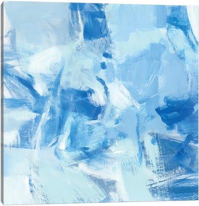 Blue Light II Canvas Art Print