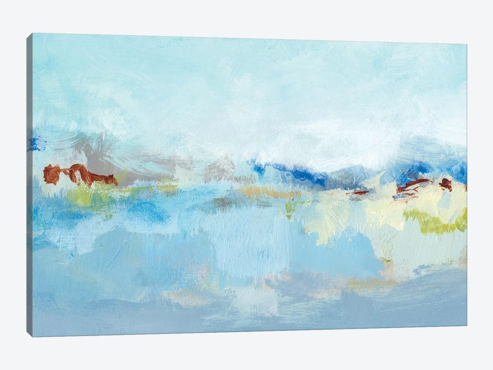 Sea Breeze Landscape I by Christina Long 1-piece Canvas Wall Art