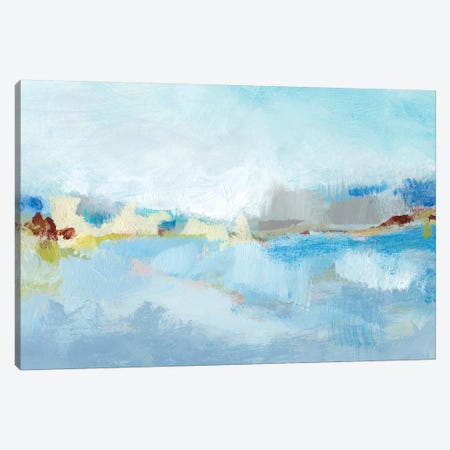 Sea Breeze Landscape II Canvas Print #CLO23} by Christina Long Canvas Wall Art