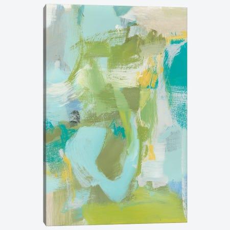 Sea Glass Abstraction I Canvas Print #CLO24} by Christina Long Canvas Art Print