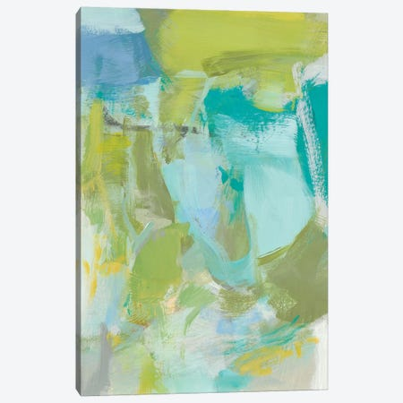 Sea Glass Abstraction II Canvas Print #CLO25} by Christina Long Canvas Print