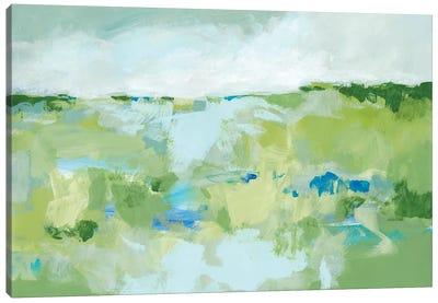 Spring Green I Canvas Art Print