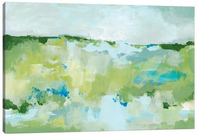 Spring Green II Canvas Art Print