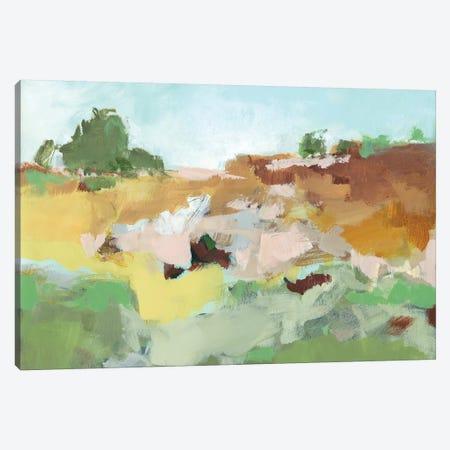 Summer Walk I Canvas Print #CLO28} by Christina Long Canvas Wall Art