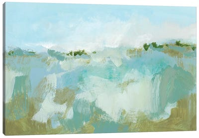 West Wind I Canvas Art Print