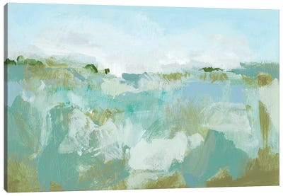 West Wind II Canvas Art Print