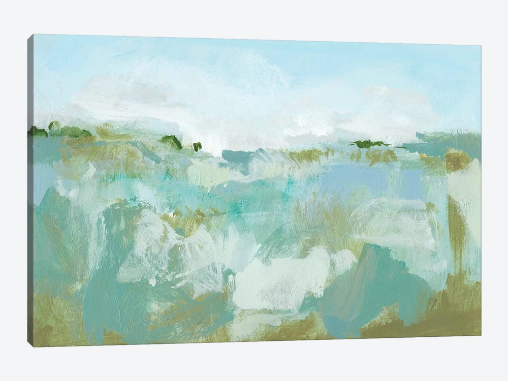 West Wind II by Christina Long 1-piece Canvas Artwork
