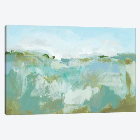 West Wind II 3-Piece Canvas #CLO31} by Christina Long Canvas Art Print
