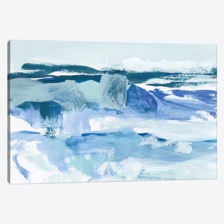 Coastal I Canvas Print #CLO34} by Christina Long Canvas Artwork