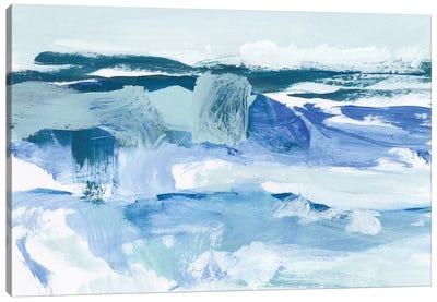 Coastal I Canvas Art Print