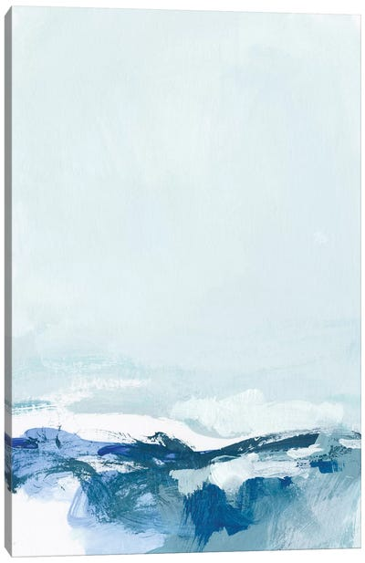 Coastal III Canvas Art Print