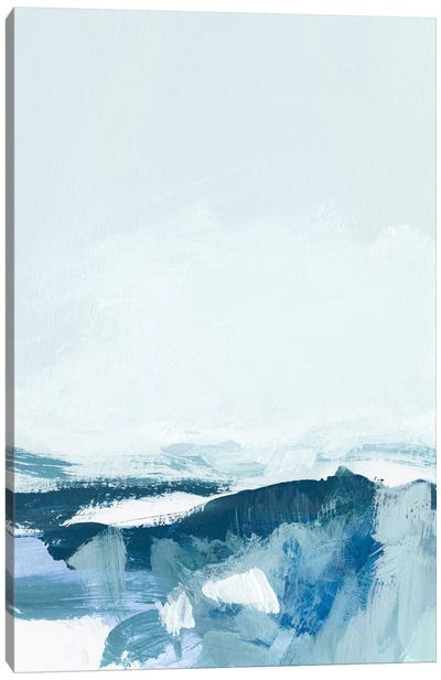 Coastal IV Canvas Art Print