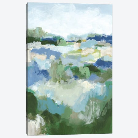 Country Dreams I Canvas Print #CLO38} by Christina Long Art Print