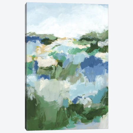Country Dreams II Canvas Print #CLO39} by Christina Long Art Print