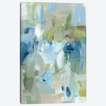 Lakeside Canvas Print #CLO44} by Christina Long Art Print