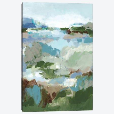Long Road Home II Canvas Print #CLO46} by Christina Long Canvas Print