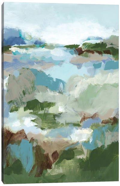 Long Road Home II Canvas Art Print