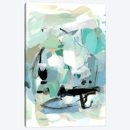 Sweet Spring I Canvas Print #CLO4} by Christina Long Art Print