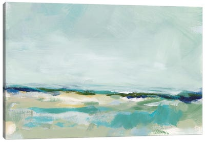 East Coast I Canvas Art Print