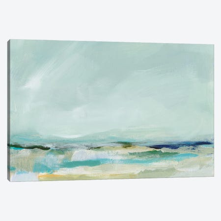 East Coast III Canvas Print #CLO58} by Christina Long Art Print