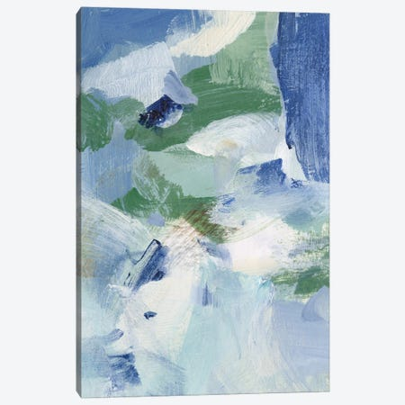 Northern Lights Abstract IV Canvas Print #CLO64} by Christina Long Canvas Print