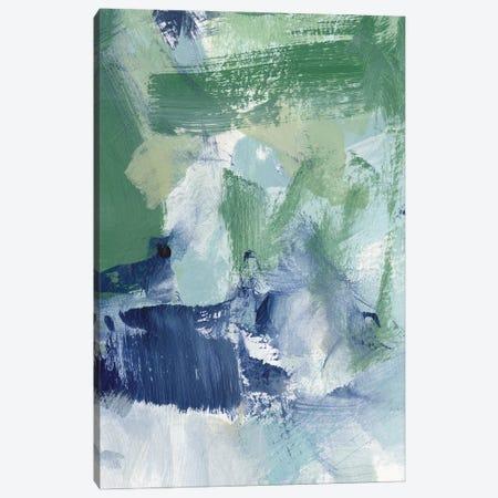 Northern Lights Abstract V Canvas Print #CLO65} by Christina Long Art Print