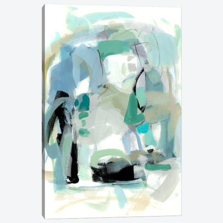 Sweet Spring III 3-Piece Canvas #CLO6} by Christina Long Canvas Art Print