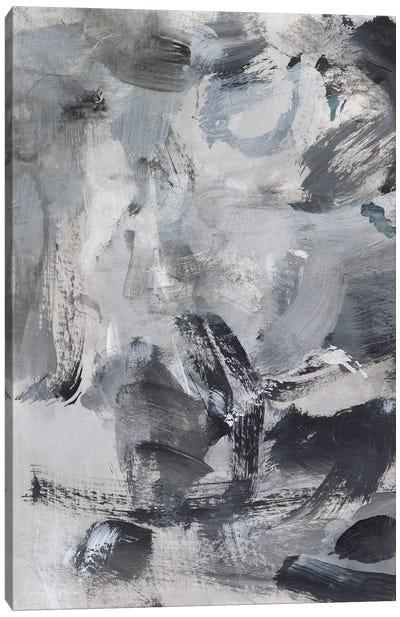 Black & White Mix I Canvas Art Print
