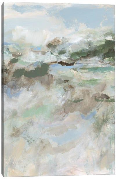 Far Away Hills II Canvas Art Print