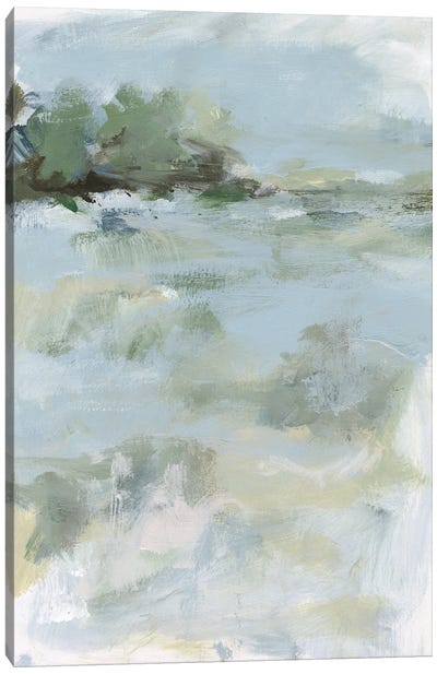 Far Away View I Canvas Art Print