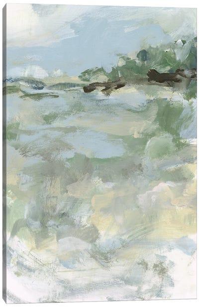 Far Away View II Canvas Art Print