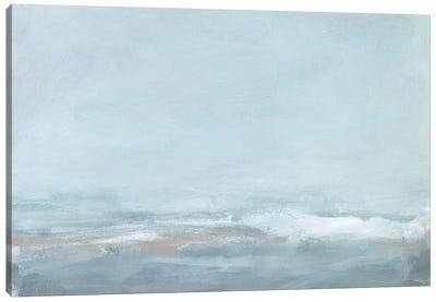 Soft Sea Mist II Canvas Art Print