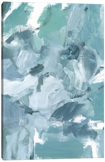Soft Teal II Canvas Art Print