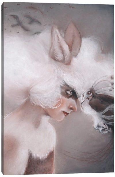 Calming Anxie Canvas Art Print