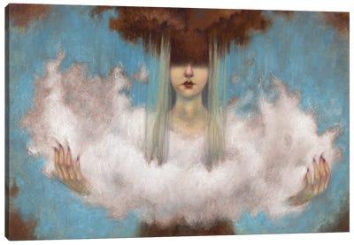 Ephemeral Beauty Canvas Art Print