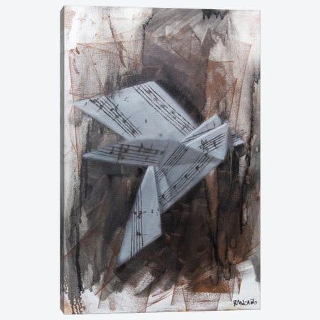 Songbird Canvas Print #CLS10} by Carlos Antonio Rancaño Canvas Art Print