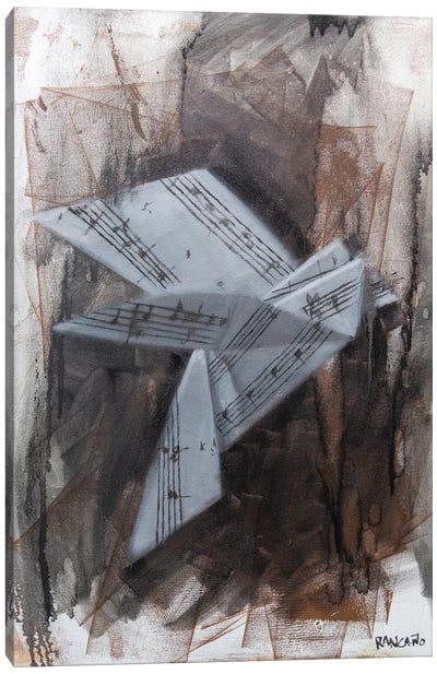 Songbird Canvas Art Print