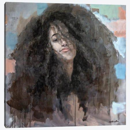 In The Jungle Canvas Print #CLS4} by Carlos Antonio Rancaño Canvas Art